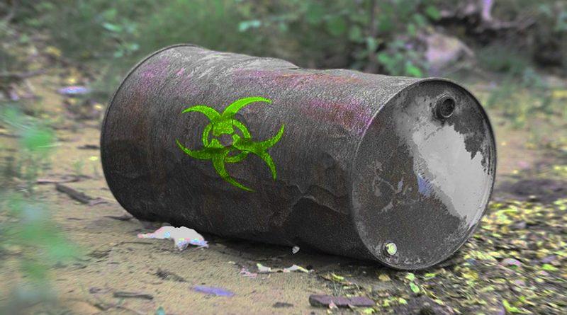 Toksyczne odpady Niepołomice
