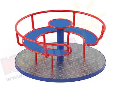 Urządzenie 2 - Niepołomice Plac Zabaw ul. Portowa, Osiedle Zagrody źródło: http://www.novumedukacja.pl