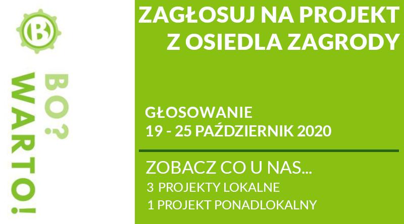 Budżet obywatelski Niepołomic 2021 - głosowanie